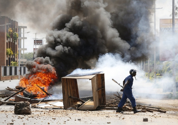 Burundi President's Third Term Threatens Progress and Stability in Africa